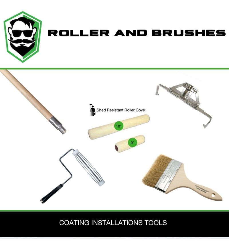 Rollers / Brushes /Handles